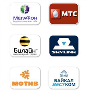 Операторы сотовой связи Иннокентьевки