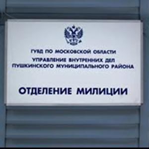 Отделения полиции Иннокентьевки